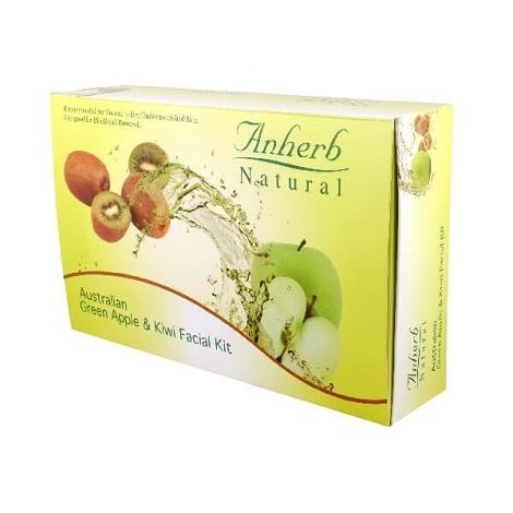 Anherb natural Green Apple Kiwi Kit