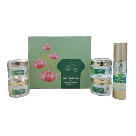 Kulsum's kaya kalp skin tightening & Brightening facial kit