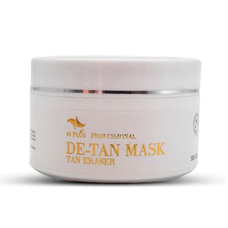 N plus De tan mask 300g for glowing and tan free skin