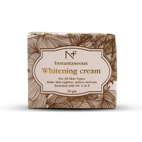 N plus Instantaneous whitening cream 50g