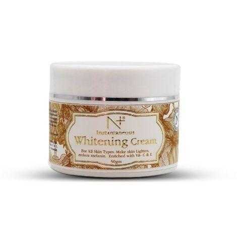 N plus Instantaneous whitening cream 50g
