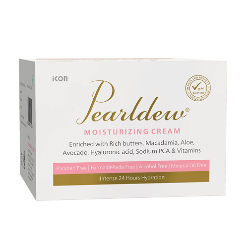 Pearldew Moisturizing cream 50g