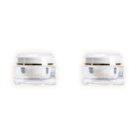 Pearldew Under Eye Cream set of 2 piece