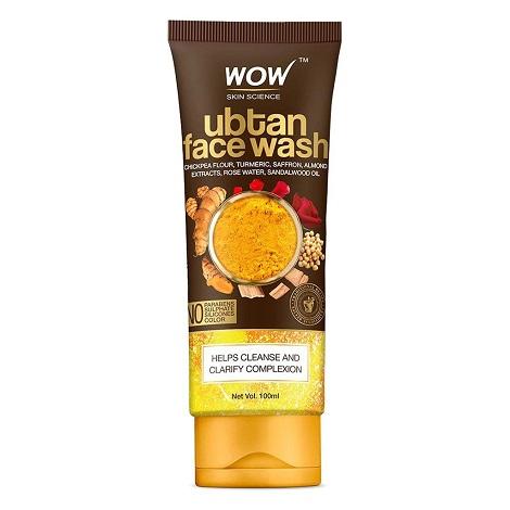 Wow Ubtan Face Wash 100ml