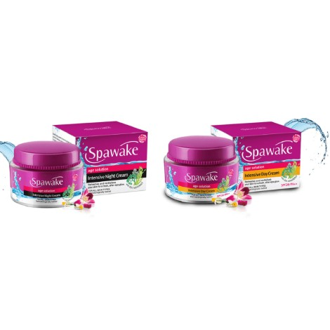Spawake Age Solution Intensive Night Cream and Day cream 50gm