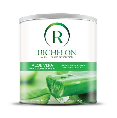 Richelon aloevera liposoluble wax 800gm