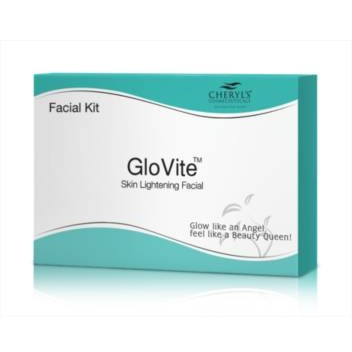 Cheryls Glovite facial kit