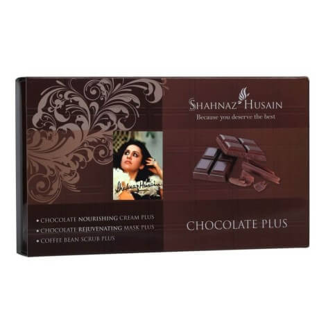 Shahnaz Husain Chocolate Plus Mini Kit (10x3 Gms.)