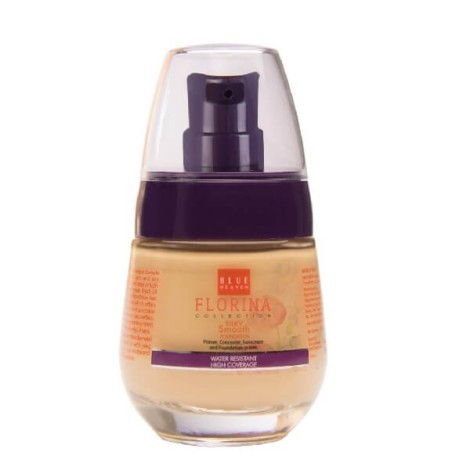 Florina Silky Smooth Foundation (Saffron Glow) 30 ML