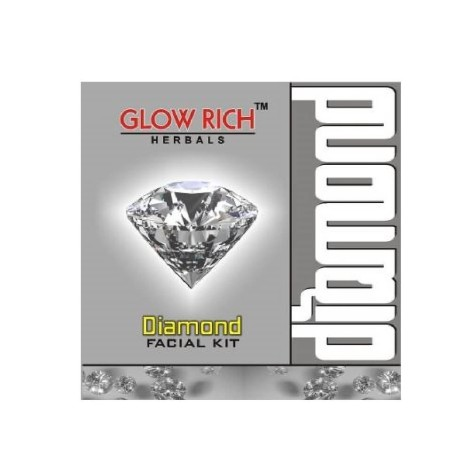 Glow rich Diamond facial kit
