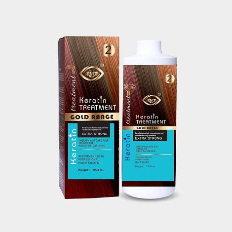 TMT Keratin Treatment Gold Range For Men & Women  (1000 ml)
