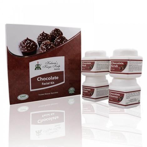 Kulsum's kaya kalp chocolate facial kit