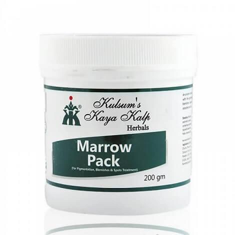 Kulsum's Kaya kalp marrow face pack