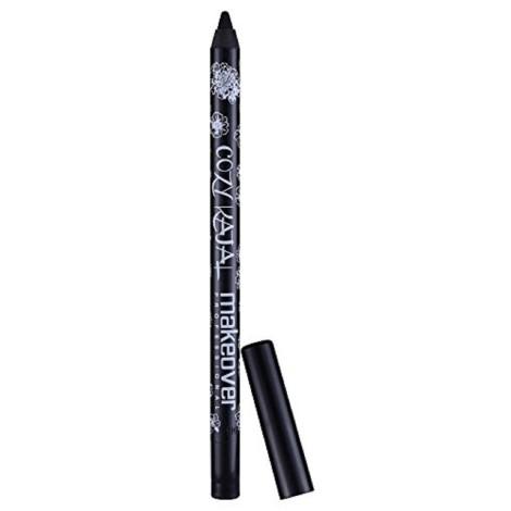 Makeover Professional Cozy Black Kajal 1.2gm (Black)