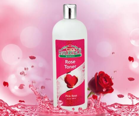 Naturence Herbal Pink rose toner 1000ml