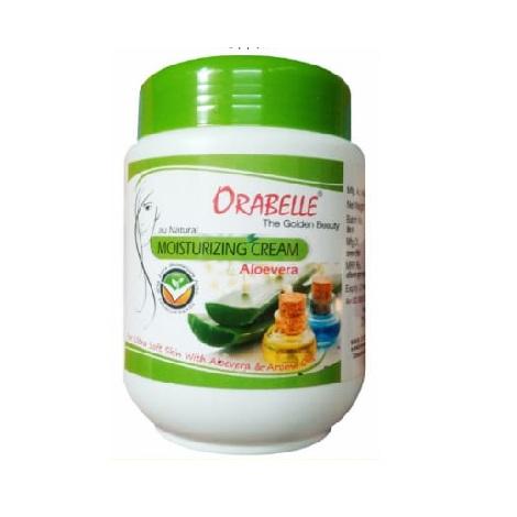 Orabelle moisturizing cream aloevera 800gm