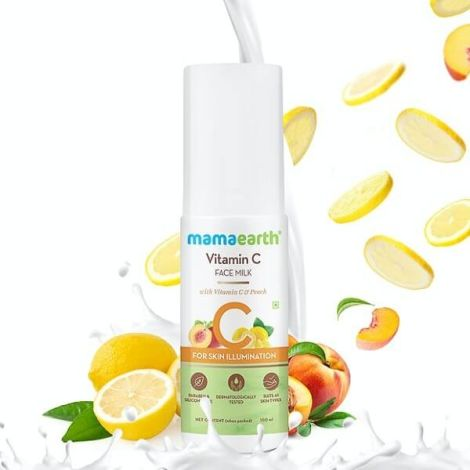 Mamaearth Vitamin C Face Milk 100 ml