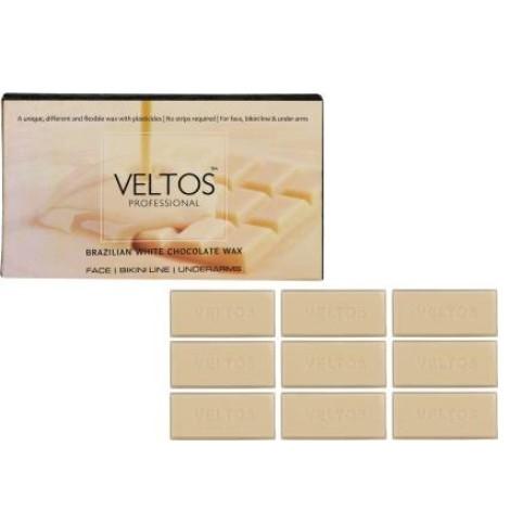 Veltos White Chocolate Face Wax (250g)