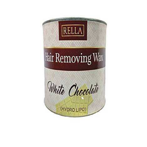 Rella white chocolate wax 1200g (milky wax)